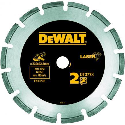 Segmented Rim Diamond Disc - Abrasive Materials and Concrete Cutting