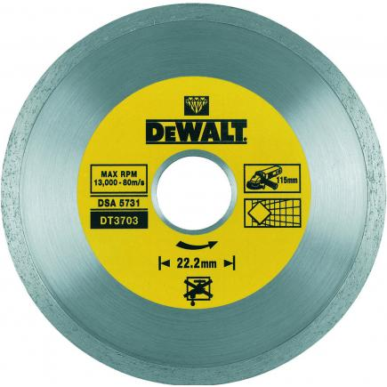 Segmented Rim Sintered Diamond Discs