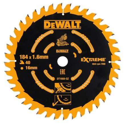 Blade for DCS365 Cordless Mitre Saw