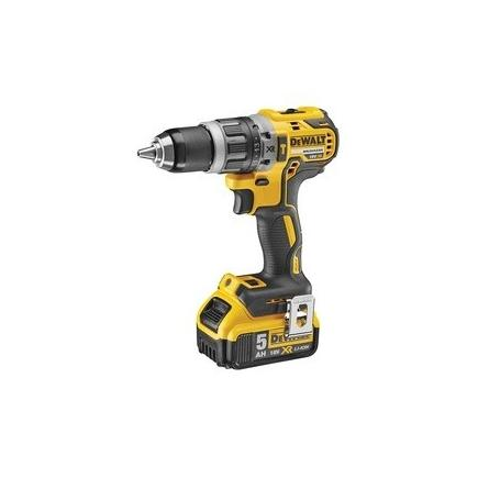 18V XR Li-Ion Cordless Compact Hammer Drill Driver - Brushless 2 Speed
