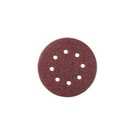 Sanding Disc for Orbit Sander - 6 Holes Punched (25pcs)