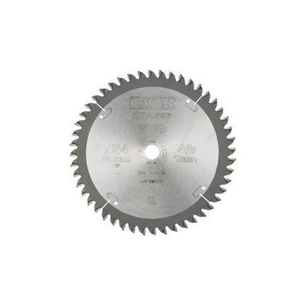 Portable Circular Saw Blade - Wood, Plywood, Plastic and Finishing Cutting