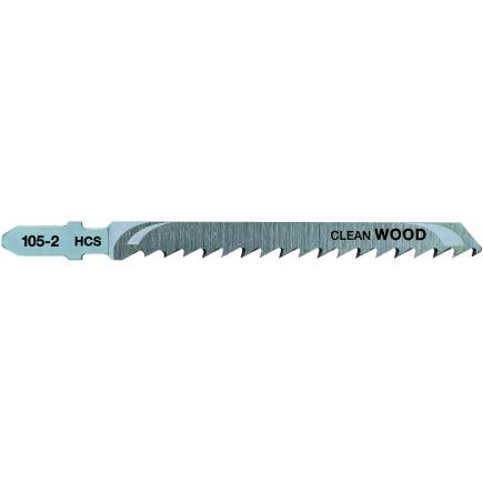 Standard Woodcutting Jigsaw Blade (10-45mm) - Tender Wood Cutting