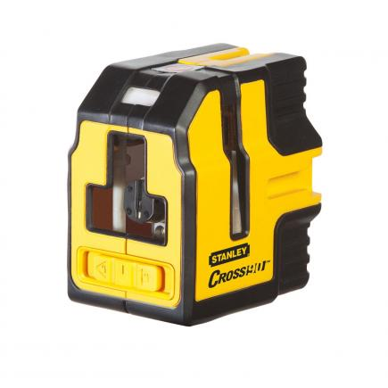 Stanley Cross 90™ Laser Level With Rod