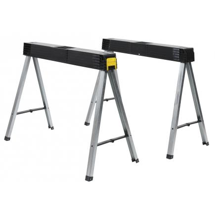 Fatmax® Foldable Aluminium Saw Horse (Couple)