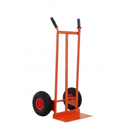 Hand Truck with pneumatic wheels