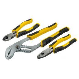 3 Control Grip Pliers Set