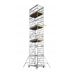Aluminium access tower 900