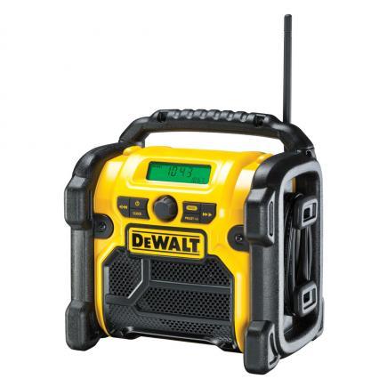 XR Li-Ion Compact FM-AM Radio