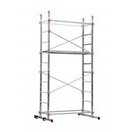 CLIP RAPIDO PASPARTU', aluminium scaffolding