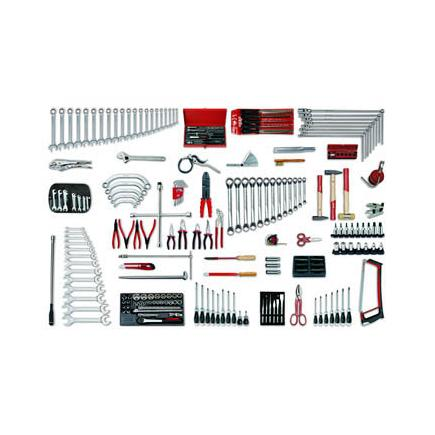 Assortment for car repair (235 pcs.)