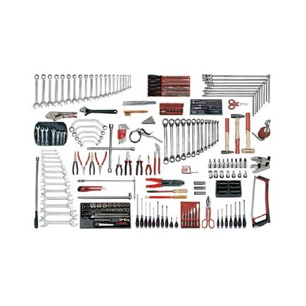 Assortment for industrial maintenance (87 pcs.)