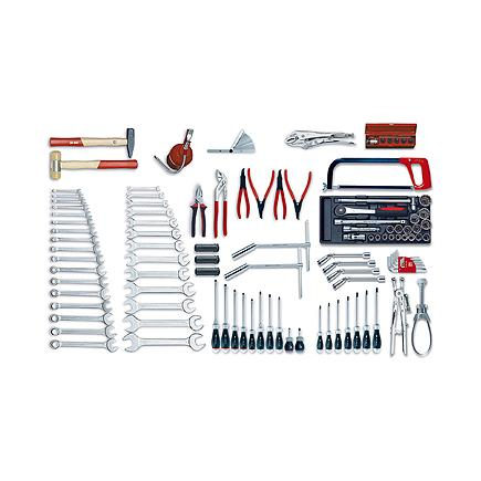 Assortment for car repair (108 pcs.)