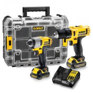 Cordless Drill Driver + Laser Level