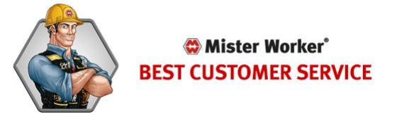 OUR CUSTOMER SERVICE IS AMONG THE BEST IN ITALY