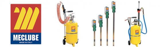 MECLUBE LUBRICATION SYSTEMS NOW AVAILABLE ON MISTER WORKER®