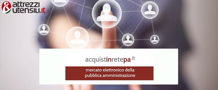 Mercato Elettronico Pubblica Amministrazione - MEPA