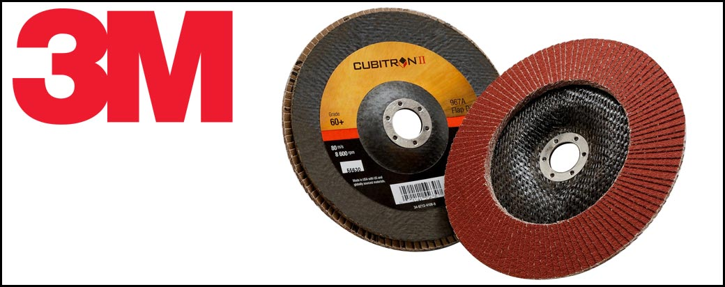 3M abrasive discs, sanding belts and sheets on Mister Worker