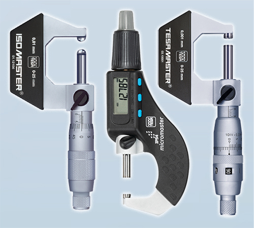 TESA TECHNOLOGY external micrometers