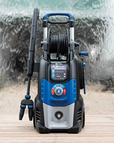 ANNOVI REVERBERI 14792 - DTS SERIES 4.0 TWIN FLOW HOGH PRESSURE WASHER