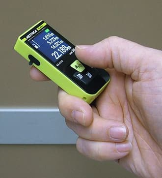 Laser-Distanzmessgerät - Metrica Mini Flash 30m